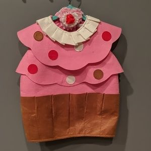 Cupcake Halloween Costume Pottery Barn